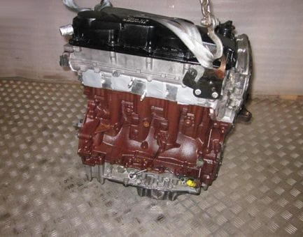 Контрактный двигатель Ford Transit VII 2.2 TDCi  QWFA 130 л.с.