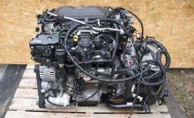 Контрактный двигатель Ford Mondeo IV 2.0 TDCi   QXBA 140 л.с.