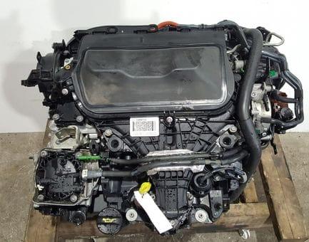 Контрактный двигатель Ford S-Max 2.0 TDCi   QXWA 140 л.с.
