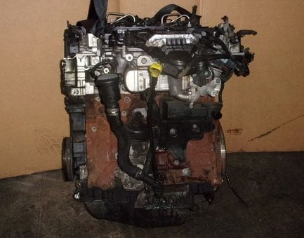 Контрактный двигатель Ford Galaxy II 2.0 TDCi   QXWA 140 л.с.