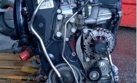 Контрактный двигатель Ford Galaxy II 2.0 TDCi   QXWB 140 л.с.
