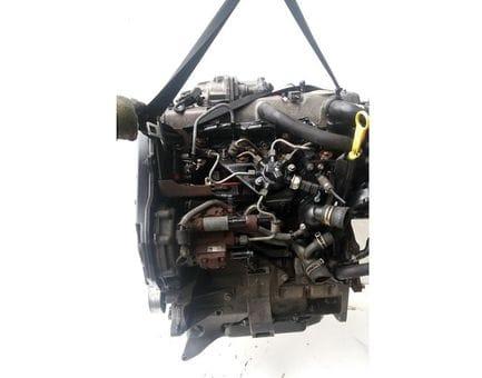 Контрактный двигатель Ford Galaxy II 1.8 TDCi  QYWA 125 л.с.