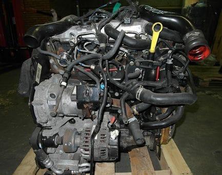 Контрактный двигатель Ford Tourneo Connect 1.8 Di   R2PA 75 л.с.