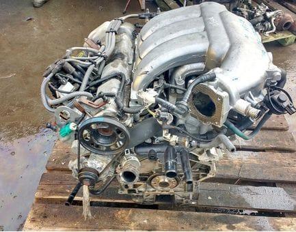 Контрактный двигатель Ford Mondeo III 3.0 V6 24V  REBA 204 л.с.