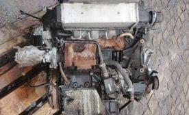 Контрактный двигатель Ford Mondeo II 1.8 TD  RFN 90 л.с.