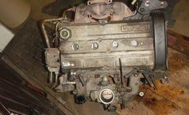 Контрактный двигатель Ford Mondeo II 1.8 i  RKB 115 л.с.