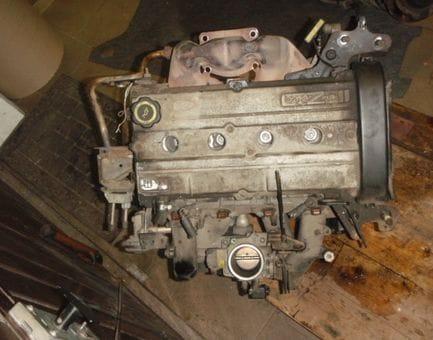 Контрактный двигатель Ford Mondeo II 1.8 i   RKF 115 л.с.