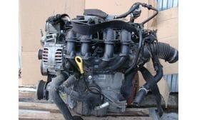Контрактный двигатель Ford Fiesta VI 1.4 LPG  RTJA 92 л.с.