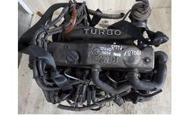 Контрактный двигатель Ford Fiesta V TD 1.8  RTN 75 л.с.