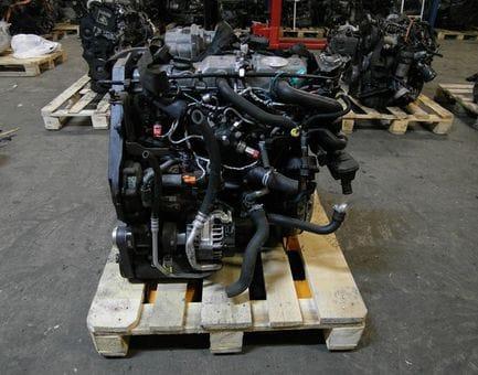 Контрактный двигатель Ford Tourneo Connect 1.8 TDCi  RWPC 110 л.с.