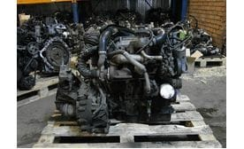 Контрактный двигатель Ford Transit Connect 1.8 TDCi   RWPE 90 л.с.