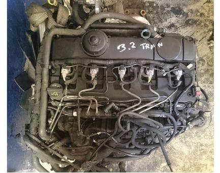 Контрактный двигатель Ford Transit VII 3.2 TDCi  SAFA 200 л.с.