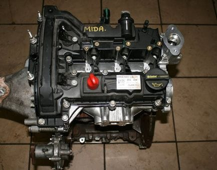 Контрактный двигатель Ford Grand C-Max 1.0 EcoBoost   SFDA 100 л.с.