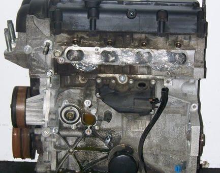 Контрактный двигатель Ford Focus II 1.6  SHDA 110 л.с.