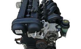 Контрактный двигатель Ford Focus II 1.6   SHDB 100 л.с.