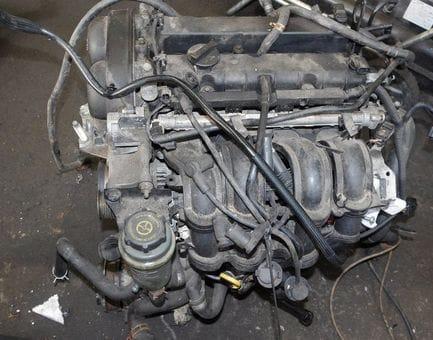 Контрактный двигатель Ford Focus II 1.6 Ti   SIDA 115 л.с.