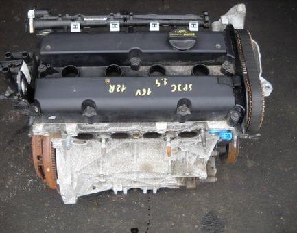 Контрактный двигатель Ford Fiesta VI 1.4   SPJA 97 л.с.