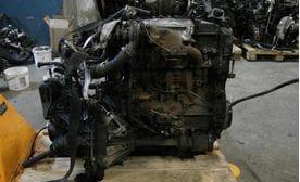 Контрактный двигатель Ford Transit VII 2.2 TDCi  SRFA 115 л.с.