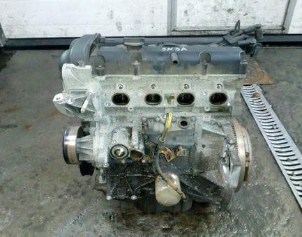 Контрактный двигатель Ford Fiesta VI 1.25   STJA 60 л.с.