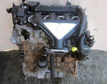Контрактный двигатель Ford C-Max 2.0 LPG  SYDA 145 л.с.