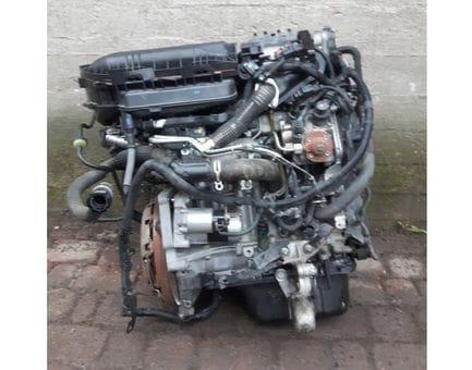 Контрактный двигатель Ford Mondeo IV 1.6 TDCi  T1BA 115 л.с.