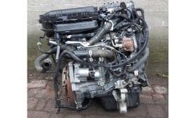 Контрактный двигатель Ford Mondeo IV 1.6 TDCi   T1BB 115 л.с.