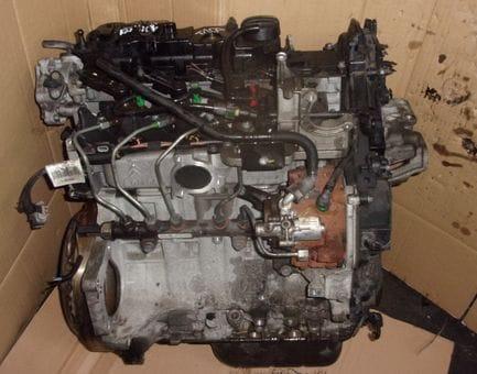Контрактный двигатель Ford Focus III 1.6 TDCi   T1DB 115 л.с.