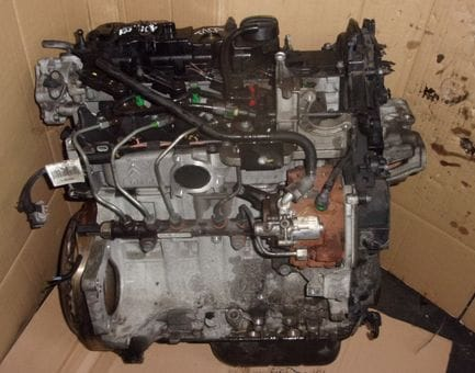 Контрактный двигатель Ford Tourneo Connect II 1.6 TDCi  T1GA 115 л.с.