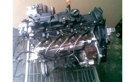 Контрактный двигатель Ford Galaxy II 1.6 TDCi  T1WA 115 л.с.