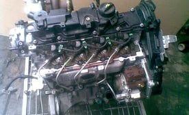 Контрактный двигатель Ford C-Max II 1.6 TDCi  T3DA 95 л.с.