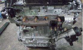 Контрактный двигатель Ford Fiesta VI 1.6 TDCi  T3JA 95 л.с.