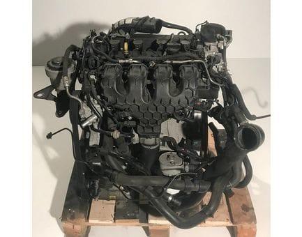 Контрактный двигатель Ford Galaxy II 2.0 SCTi  TNWA 203 л.с.