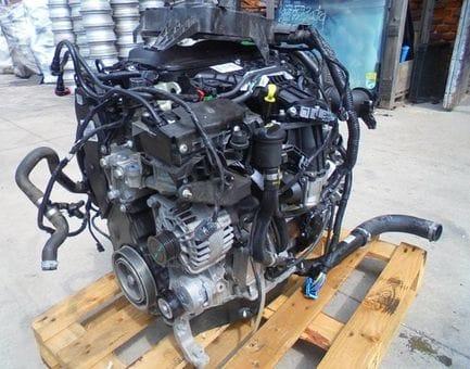 Контрактный двигатель Ford Focus III 2.0 TDCi  TXDB 163 л.с.
