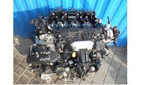 Контрактный двигатель Ford S-Max 2.0 TDCi  TXWA 163 л.с.