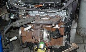 Контрактный двигатель Ford Galaxy II 2.0 TDCi  TXWA 163 л.с.