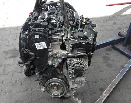 Контрактный двигатель Ford Grand C-Max 2.0 TDCi  TYDA 115 л.с.