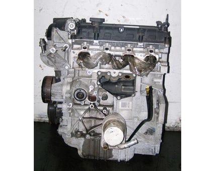 Контрактный двигатель Ford Fiesta VI 1.6 Ti  U5JA 134 л.с.