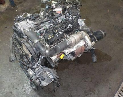 Контрактный двигатель Ford Fiesta VI 1.5 TDCi  UGJC 75 л.с.