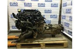 Контрактный двигатель Ford Transit VII 2.2 TDCi [RWD]   USRB 135 л.с.