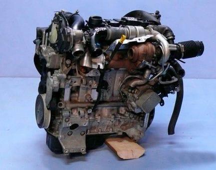 Контрактный двигатель Ford Fusion 1.4  UTJA 80 л.с.