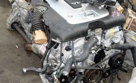 Контрактный двигатель Infiniti EX 25 (J50) VQ25HR 222-238 л.с.