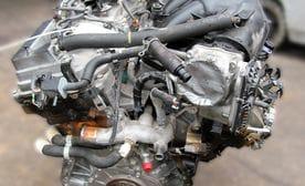 Контрактный двигатель Lexus ES III 3.5  2GR-FE 277 л.с.