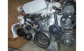 Контрактный двигатель Mercedes C200 Kompressor (W202) M 111.944 2,0 180 л.с.