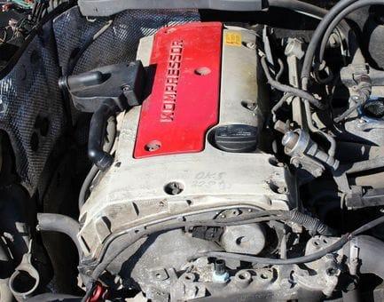 Контрактный двигатель Mercedes C200 Kompressor (W202) M 111.944 2,0 192 л.с.