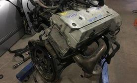 Контрактный двигатель Mercedes C180 (W203) M 111.951 2,0 129 л.с.