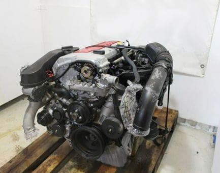 Контрактный двигатель Mercedes E200 Kompressor (W210) M 111.957 2,0 163 л.с.