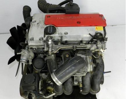 Контрактный двигатель Mercedes C230 Kompressor (W202) M 111.975 2,3 193 л.с.