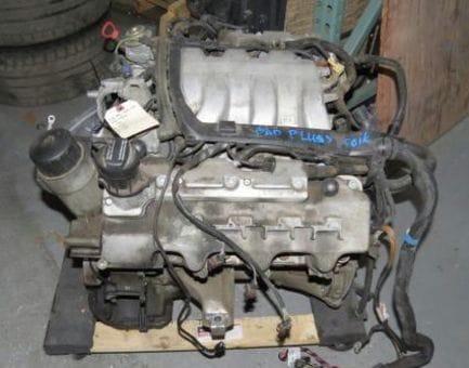 Контрактный двигатель Mercedes ML230 (W163) M 111.977 2,3 150 л.с.
