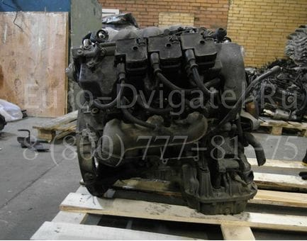 Контрактный двигатель Mercedes E240 (W210) M 112.911 2,4 170 л.с.