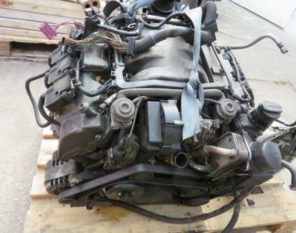 Контрактный двигатель Mercedes E240 (W210) M 112.914 2,6 170 л.с.